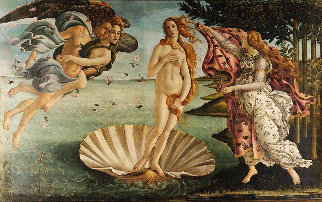 1280px Sandro Botticelli   La nascita di Venere   Google Art Project   edited
