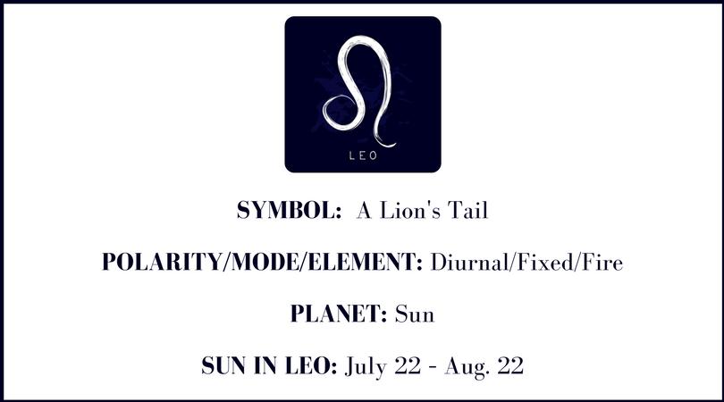 Leo Infographic 2