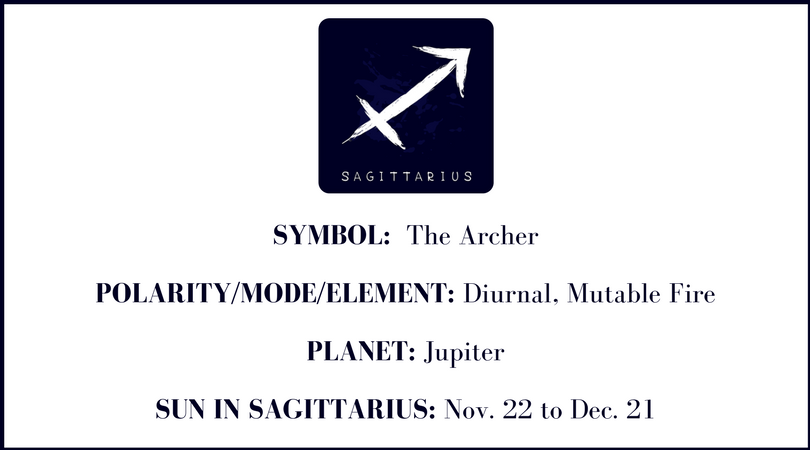 Beyond The Horoscope Sagittarius The Archer Astrology Hub