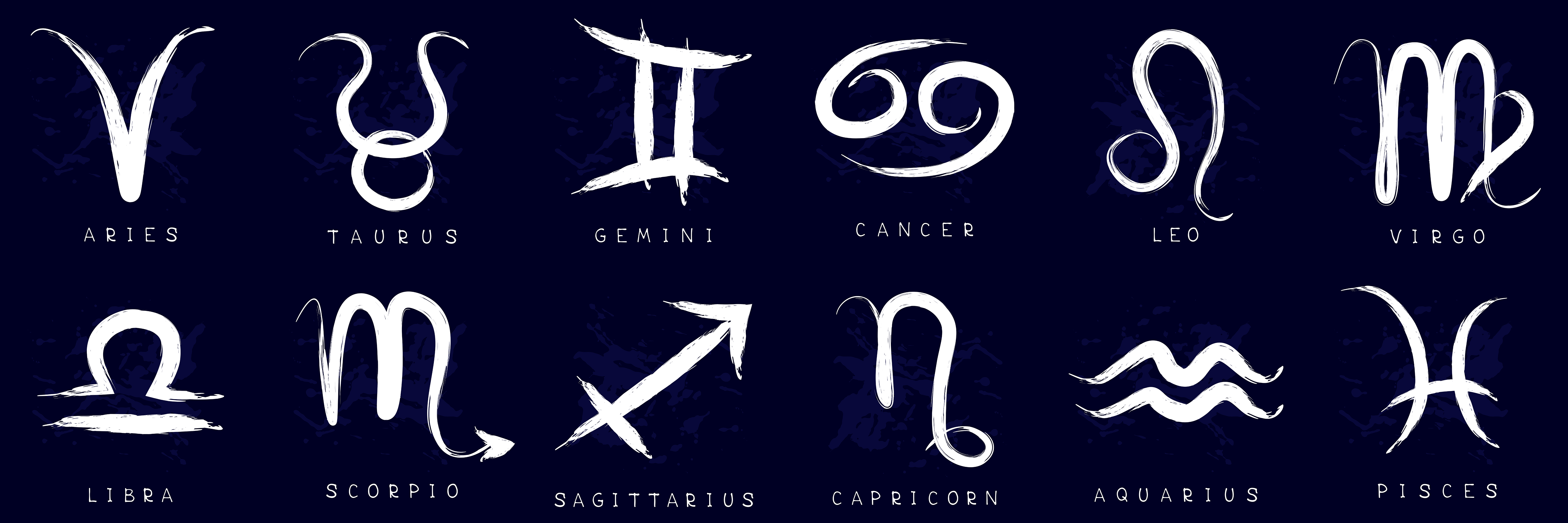 Beyond The Horoscope All About The 12 Zodiac Signs Astrology Hub