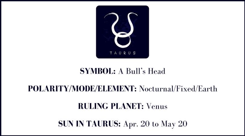 Taurus Infographic 2